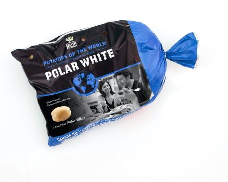 bag of polar white premium white potatoes